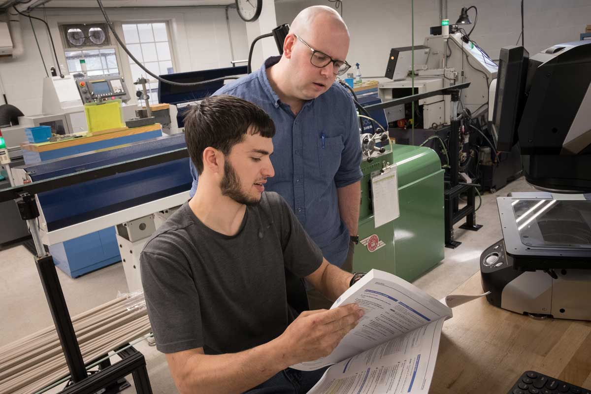 best plastic machining services staff