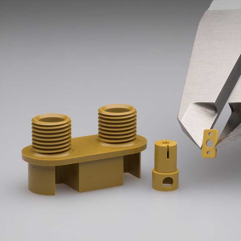 examples of milled plastic components services 15