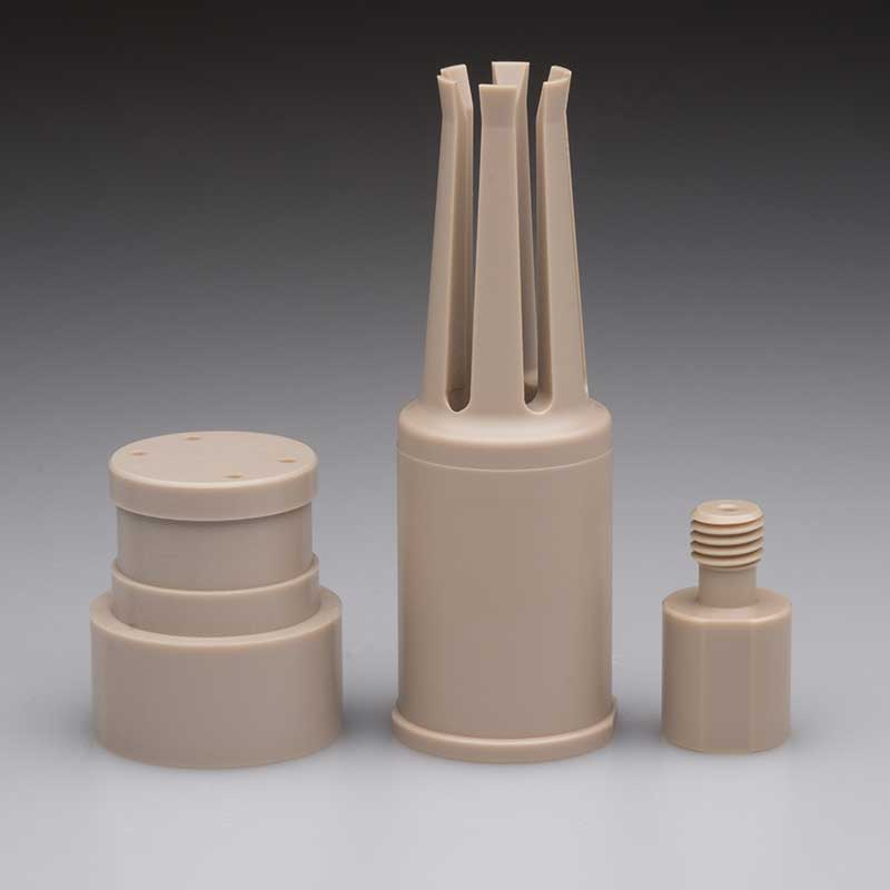 examples of turned plastic machining services 4
