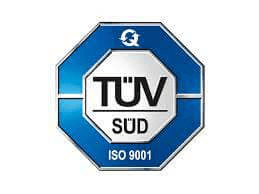tuv iso 9001 certificate - plastic machining quality services