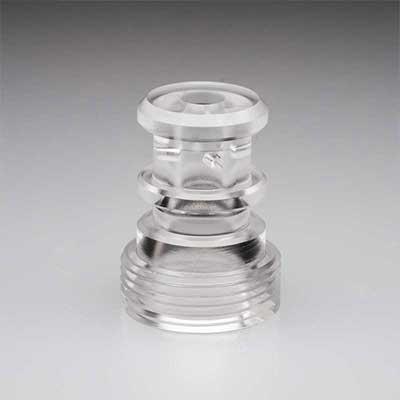 vapor polishing example - vapor polishing services
