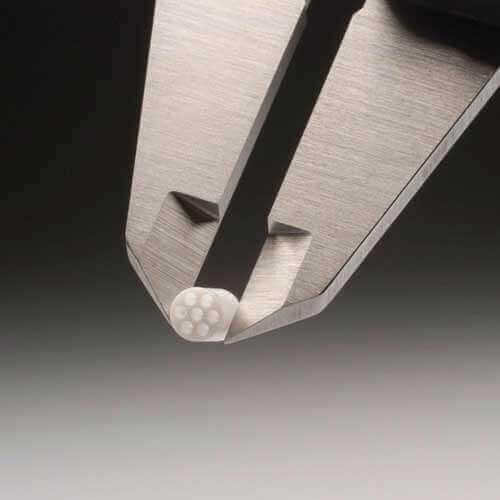milled plastic parts machining example 5 - plastic machining services
